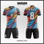 desain baju futsal printing unik