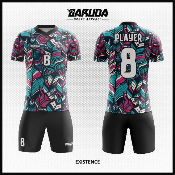 desain jersey futsal unik