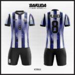 desain kostum futsal belang belang
