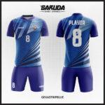 desain kostum futsal biru gradasi warna
