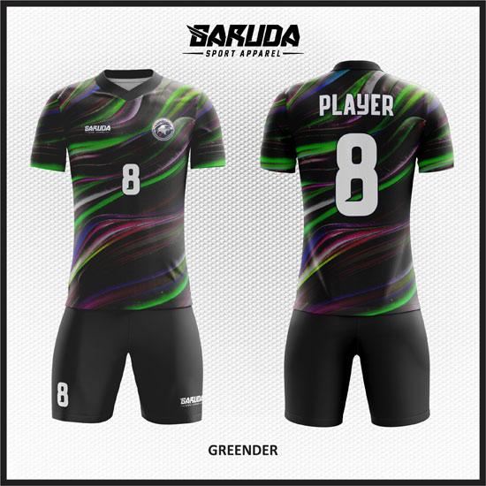 desain kostum futsal unik terbaru