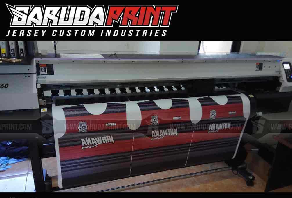 Tempat Bikin Seragam Futsal Printing di Solo Semua Desain Bisa