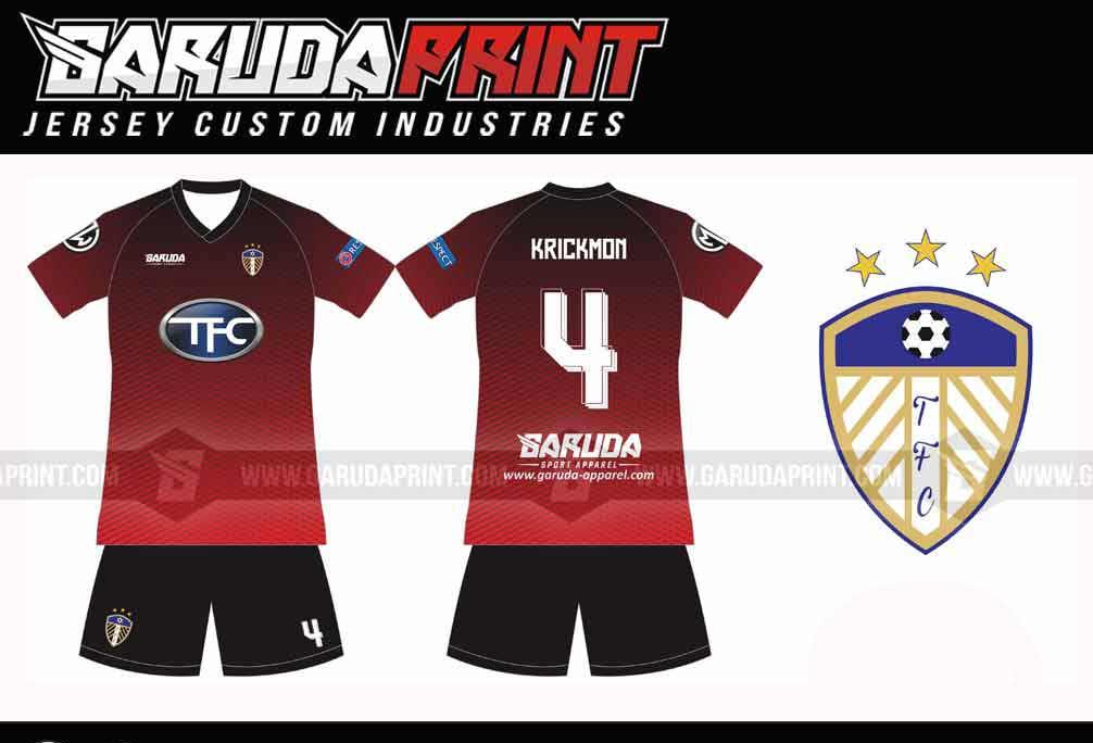 Konveksi Seragam Futsal Printing di Solo Berpengalaman