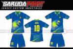 Tempat Bikin Baju Futsal Printing di Solo Kualitas Terbaik