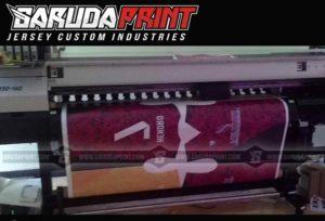 Garuda Print, Tempat Terbaik Untuk Bikin Baju Olahraga di Solo