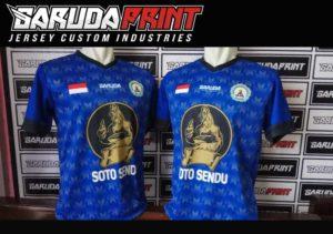 Bikin Kostum Futsal di Surakarta Melalui Garuda Print