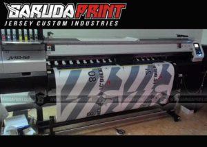 Garuda Print, Tempat Bikin Baju Bola Printing di Wilayah Solo