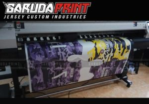 Garuda Print, Konveksi Baju Bola Printing di Solo