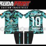 Jasa Pembuatan Kaos Bola di Solo Banyak Pilihan Warna