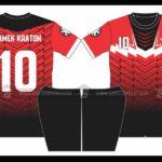 Bikin Jersey Bola Full Print Solo Desain Bebas