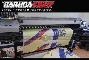 Buat Baju Futsal Printing di Solo Lebih Awet