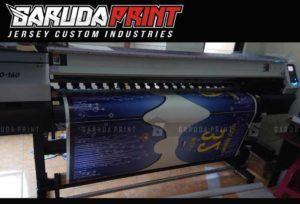 Bikin Kaos Futsal Printing di Solo Tampilan Keren