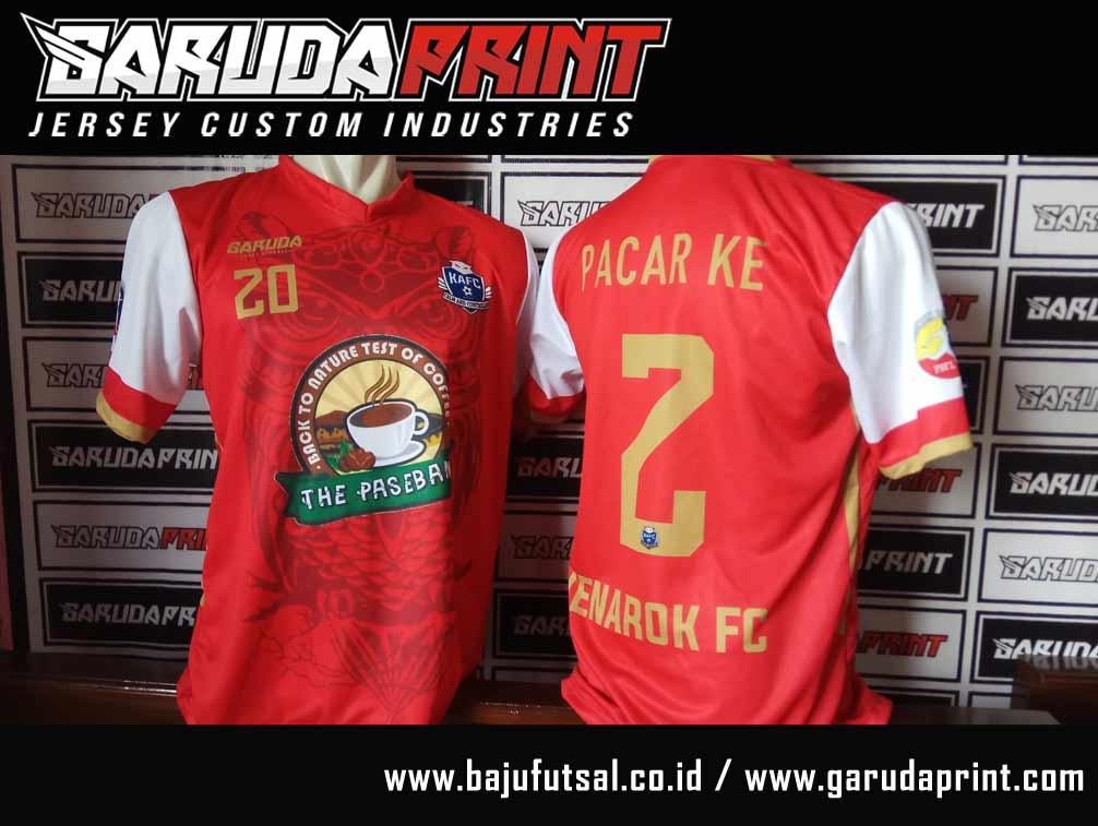 Konveksi Khusus Pembuatan Baju Futsal di Surakarta