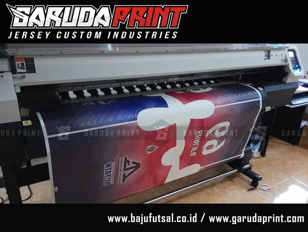 Bikin Jersey Printing Area Solo Berkualitas