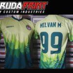 Tempat Bikin Baju Futsal di Surakarta yang Bisa Custom