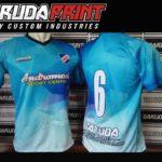 Konveksi Pembuatan Jersey Futsal di Surakarta