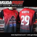 Konveksi Pembuatan Seragam Futsal di Surakarta