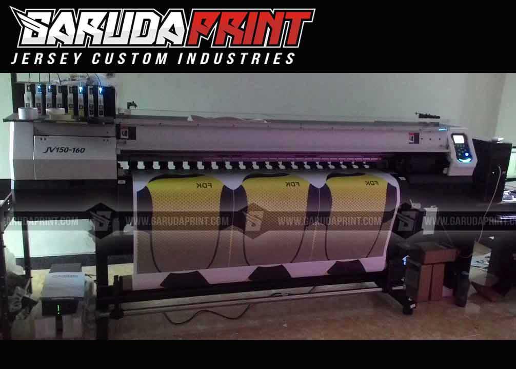 Bikin Kostum Bola Printing di Solo dengan Pilihan Lengkap