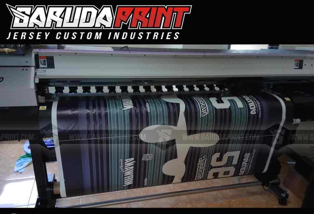 Tempat Bikin Kostum Futsal Printing di Solo Paling Berkualitas