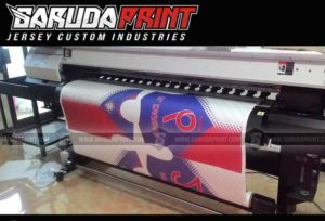 Buat Kaos Bola Printing di Solo yang Menawan