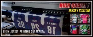 Vendor Bikin Jersey Full Printing Bisa Custom di Solo harga murahSurakarta