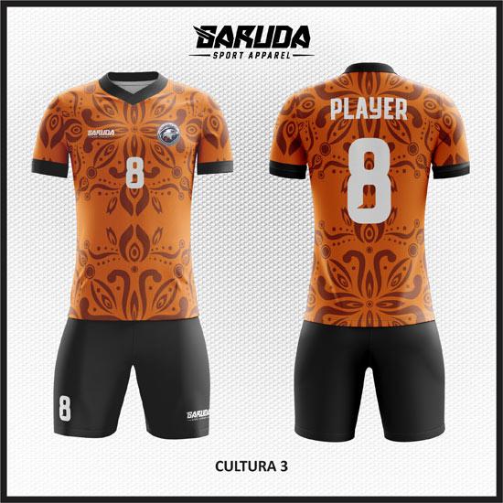 desain baju futsal batik terbaru