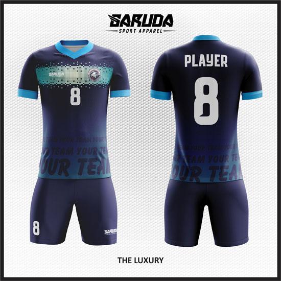 desain baju futsal elegant