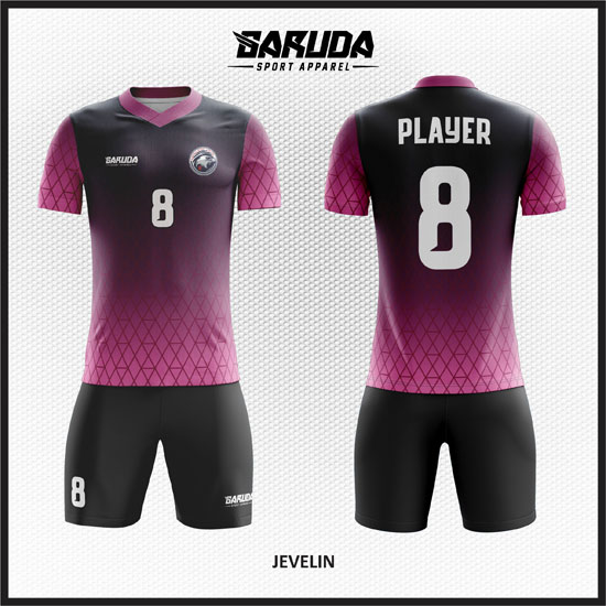 desain baju futsal gradasi terbaik
