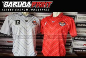 Tempat Bikin Kaos Futsal Printing di Solo Paling Keren