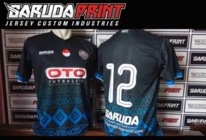 Garuda Print, Tempatnya Bikin Seragam Olahraga di Solo