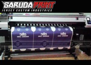 Garuda Print, Tempat Buat Seragam Bola Printing di Solo