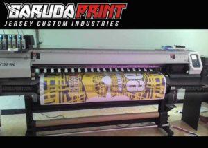 Garuda Print, Konveksi Jersey Bola Printing di Solo yang Terbaik