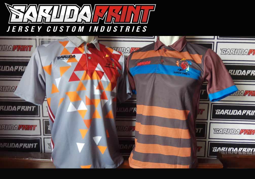 Garuda Print, Tempatnya Bikin Jersey Futsal di Surakarta