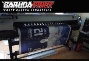 Garuda Print, Ahlinya Bikin Kaos Olahraga di Solo