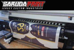 Bikin Baju Futsal Printing di Solo Warna Tahan Lama