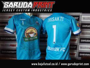 Konveksi Pembuatan Kaos Futsal di Surakarta